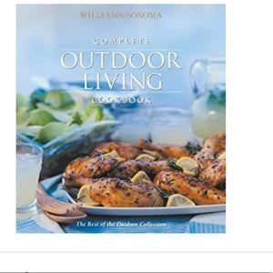 Williams-Sonoma Complete Outdoor Living Cookbook.